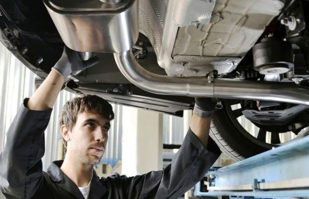 Dishonest auto repair shop