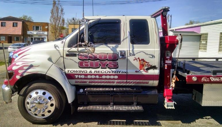 the best 24 hours towing service